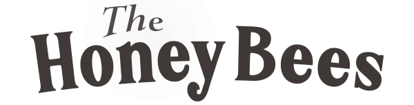 The Honey Bees Band Logo